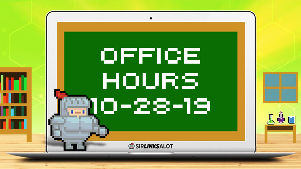 Office Hours #5: Changing Google Search Results for Your Name (or Anything!)