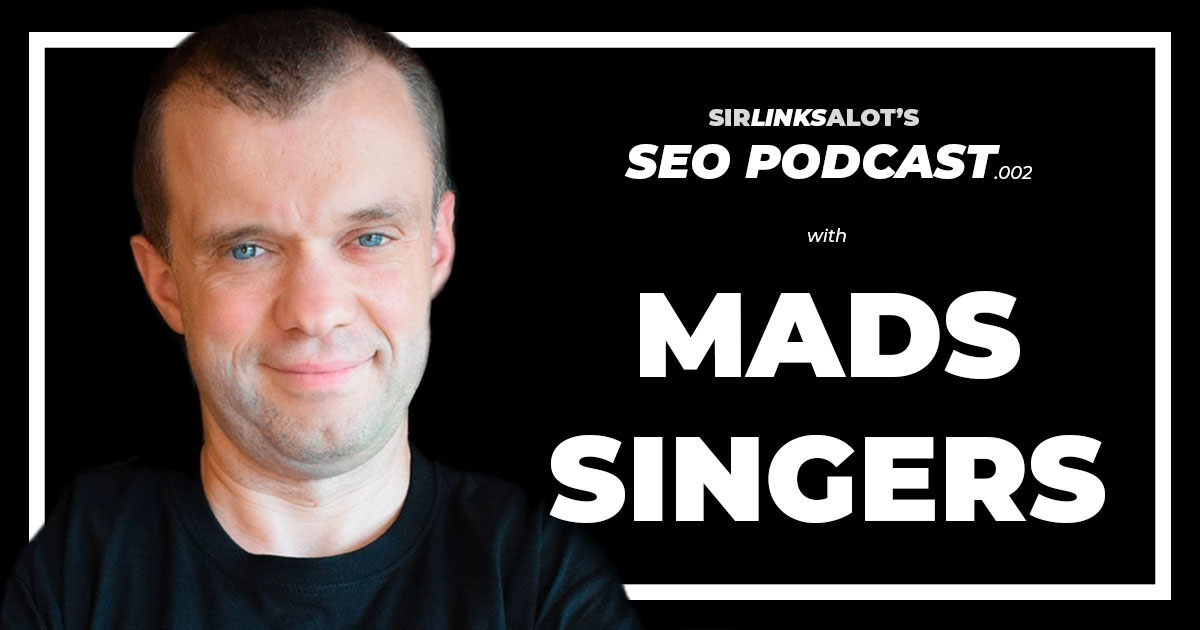 Mad Singers on management in the SEO industry and scaling an agency.
