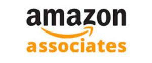 Amazon Associate's logo.