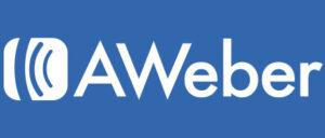 AWeber's logo.
