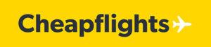 Cheapflights' logo.