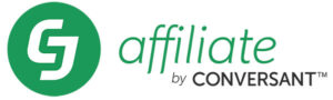 CJ Affiliate's logo.