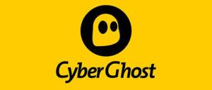 Cyber Ghost's logo.