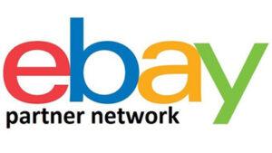 eBay Partner Network's logo.