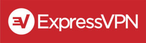Express VPN's logo.