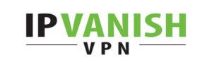 IPVanish's logo.