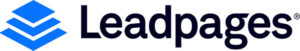 Leadpages' logo.