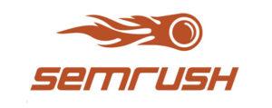 Semrush's logo.