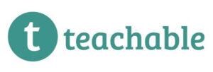Teachable's logo.