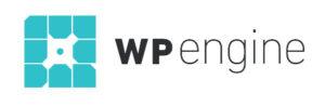 WPEngine's logo.