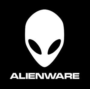 Alienware's logo.
