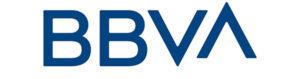 BBVA's logo.