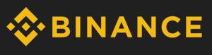 Binance's logo.