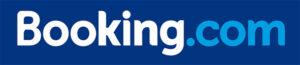 Booking.com's logo.