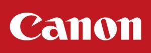 Canon's logo.