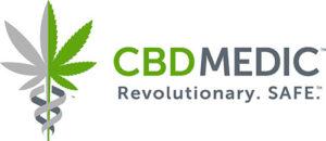 CBD Medic's logo.