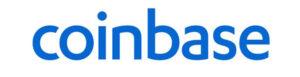Coinbase's logo.