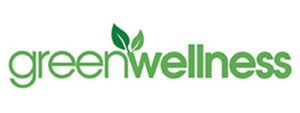 Green Wellness' logo.