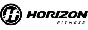 Horizon Fitness' logo.
