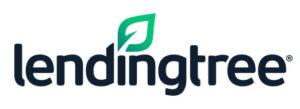 Lending Tree's logo.