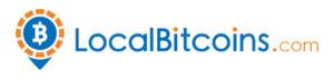Local Bitcoins' logo.