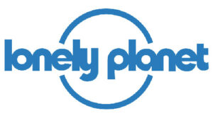 Lonely Planet's logo.