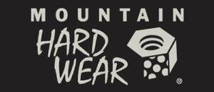 Mountain Hardware's logo.