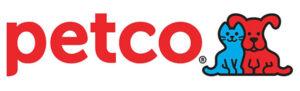 Petco's logo.