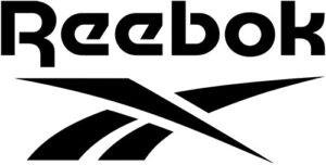Reebok's logo.