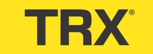 TRX Training's logo.
