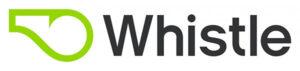 Whistle's logo.