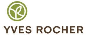 Yves Rocher's logo.