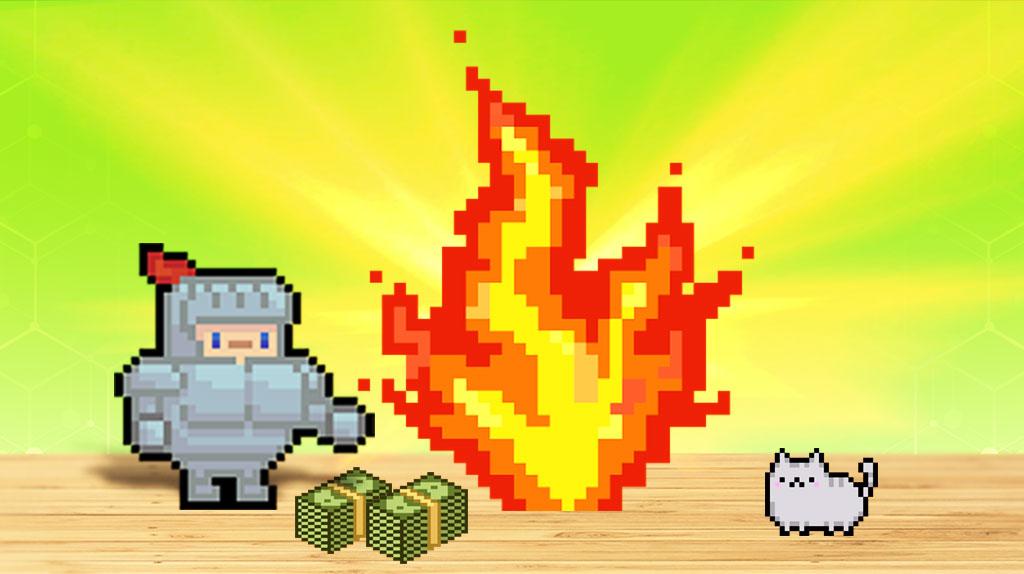Churn and burn SEO guide.