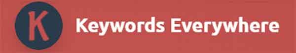 Keywords Everywhere's logo.