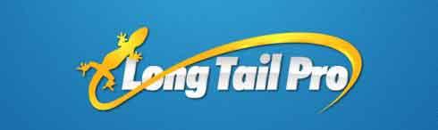 Long Tail Pro's logo.