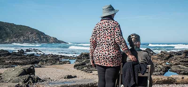 El nicho de cuidado de ancianos para la generación de leads.