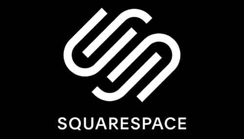 Squarespace's logo.
