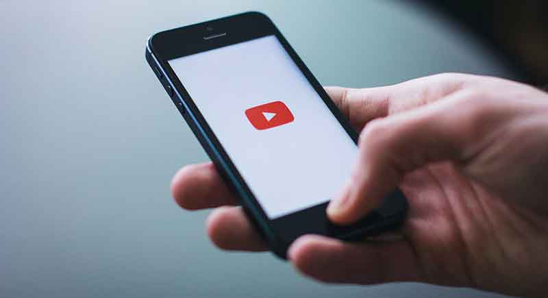 Video marketing uses platforms like Youtube.