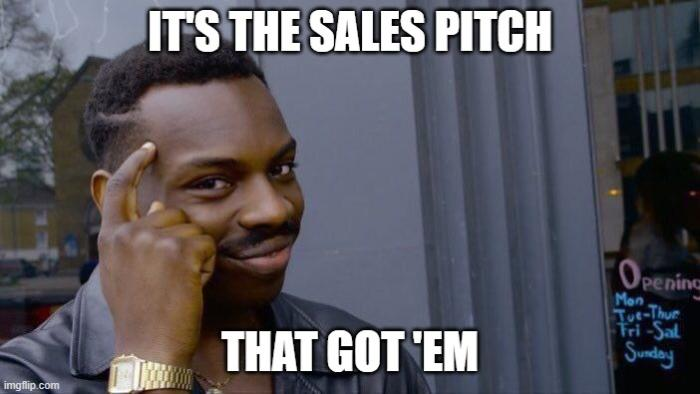 time to sell it